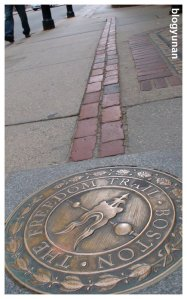 Day3 -Freedom Trail